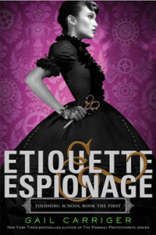 Book Review: Etiquette & Espionage
