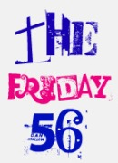 The Friday 56. Book Blogger Meme