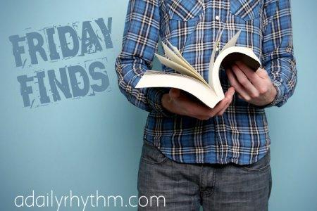 FridayFinds-ADailyRhythm2