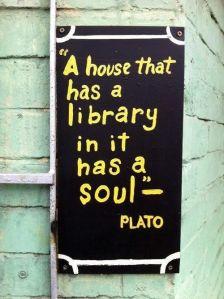 Book quote plato