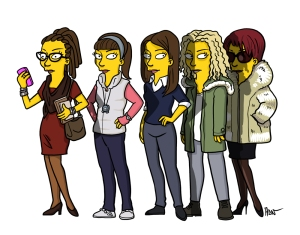 Image credit: http://adn-z.deviantart.com/art/Orphan-Black-Simpsonized-393146267