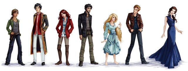 There is some amazing fan art out there. This one is from http://lostie815.deviantart.com/art/Lunar-Chronicles-Characters-421566528 -- check it out, there's lots more!
