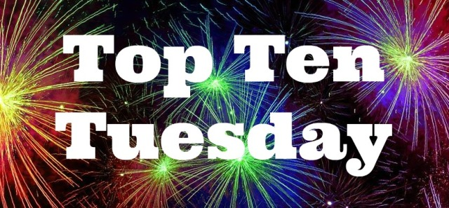 Top 10 Tuesday new