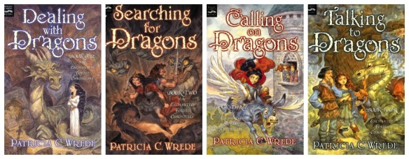 Image result for patricia wrede dragons