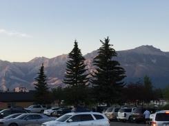 "A random view from ""downtown"" Jasper"