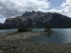 Lake Minnewanka, near Banff