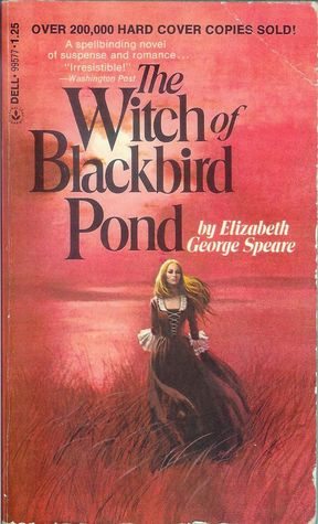 a review of the book the witch of blackbird pond The witch of blackbird pond book summary and  detailed plot synopsis reviews of the witch of blackbird pond  hesitate to believe that she is not a witch .