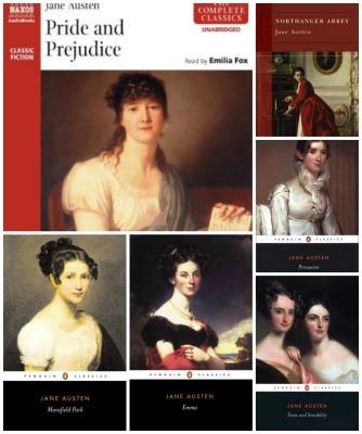 Austen collage