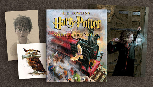 HarryPotter_illustrated