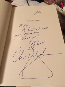 Guest Room signed