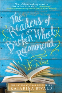 Readers of Broken large