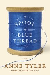 Spool of Blue Thread
