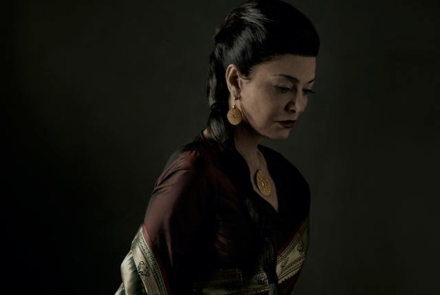 THE EXPANSE -- Season:1 -- Pictured: Shohreh Aghdashloo as Chrisjen Avasarala -- (Photo by: Amanda Demme/Syfy)