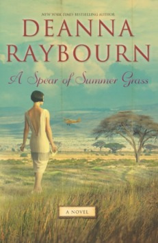 spear of summer grass