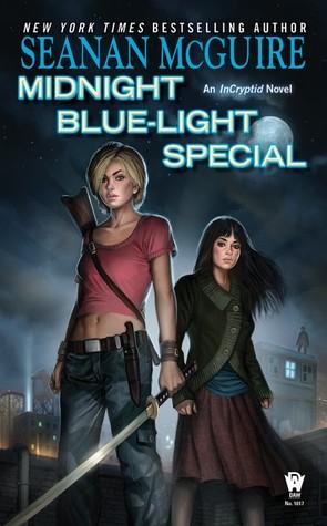 Incryptid 02 Midnight Blue Light