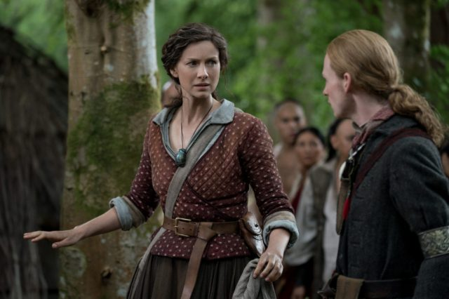 Outlander season 4 | Bookshelf Fantasies