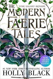 Modern FAerie Tales HBlack